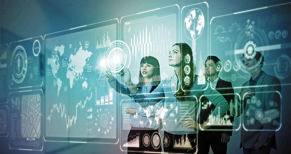 La era de la transformación digital